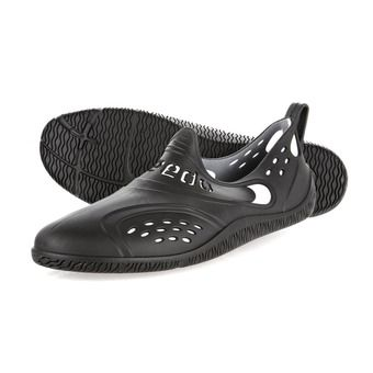 Speedo ZANPA - Chaussures d'eau Femme black/white