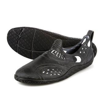 Speedo ZANPA - Chaussures d'eau Homme black/white