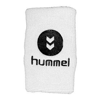 Hummel NEW ACC - Polsino di spugna bianco