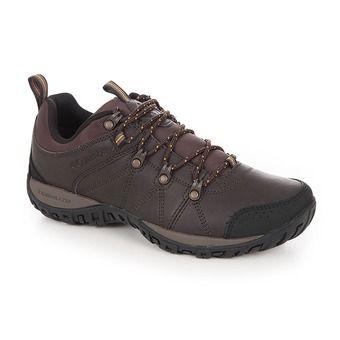 Zapatillas de senderismo hombre PEAKFREAK™ VENTURE marrón oscuro