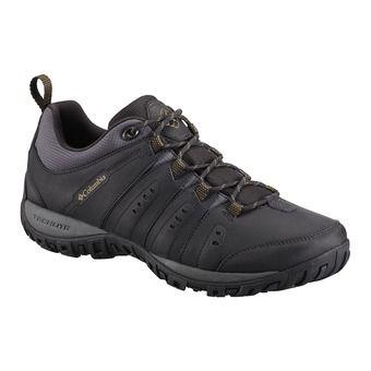 Chaussures homme WOODBURN II black/goldenrod