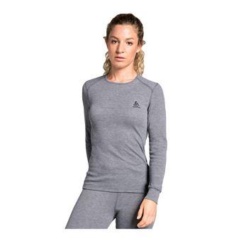 Odlo ACTIVE WARM - Camiseta térmica mujer grey melange