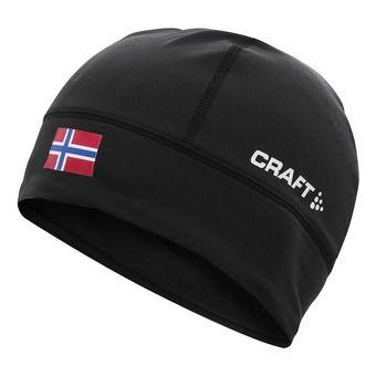 Craft NATION - Gorro black/norvege