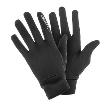 Craft THERMAL RUN - Gloves - black