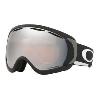 Masque de ski CANOPY matte black/prizm black iridium