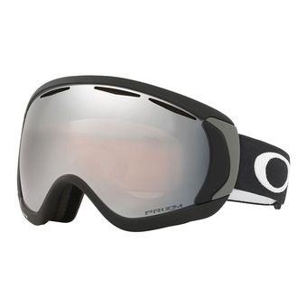 Oakley CANOPY - Maschera da sci matte black/prizm black iridium