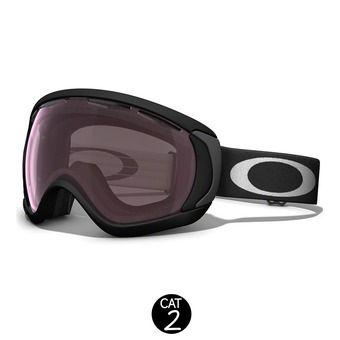 Oakley CANOPY - Gafas de esquí matte black/prizm rose
