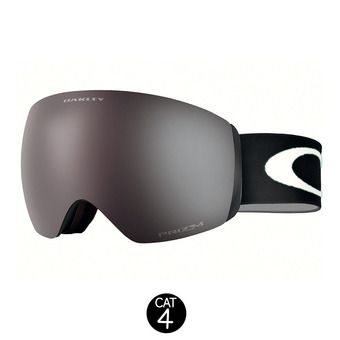 Masque de ski FLIGHT DECK XM matte white - prizm black iridium