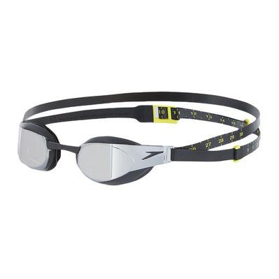 d284e81ed725 Speedo FASTSKIN ELITE MIRROR - Gafas de natación black/grey ...