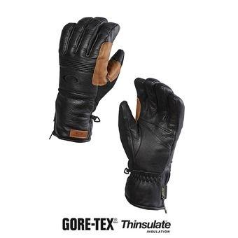 Gants de ski homme SILVERADO GORE-TEX jet black