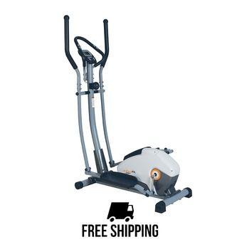 Weslo BODY 245 - Vélo elliptique 6kg