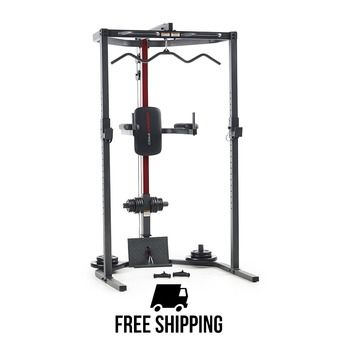Weider PRO POWER RACK - Chaise romaine