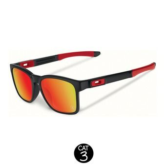 Gafas de sol CATALYST matte black/ruby iridium®