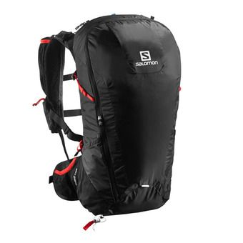 Sac à dos 30L PEAK black/bright red