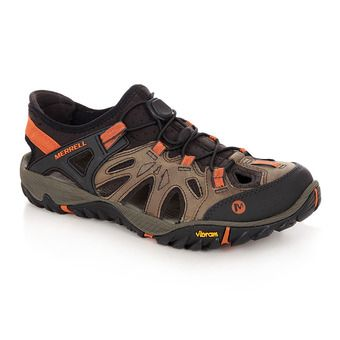 Merrell ALL OUT BLAZE SIEVE - Chaussures randonnée Homme light brown