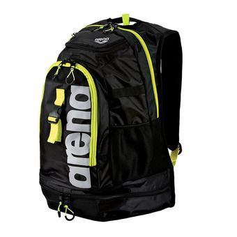 Arena FASTPACK 2.1 40L - Sac à dos black fluo/yellow silver