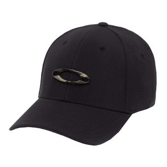 Gorra TINCAN black/graphic camo