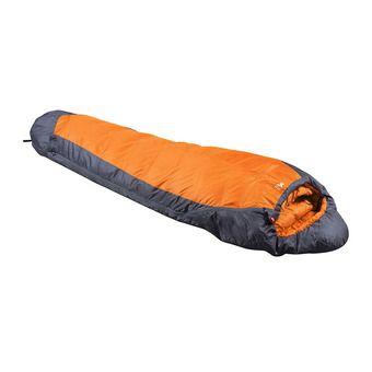 Sac de couchage +3°C SUMMITER acid orange