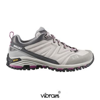 Millet HIKE UP - Zapatillas de senderismo mujer light grey