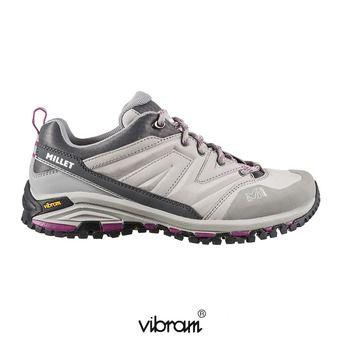 Zapatillas de senderismo mujer HIKE UP light grey