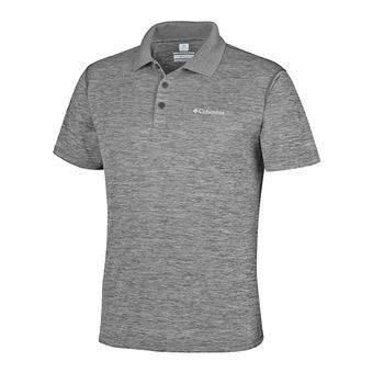 Columbia ZERO RULES - Polo hombre shark heather