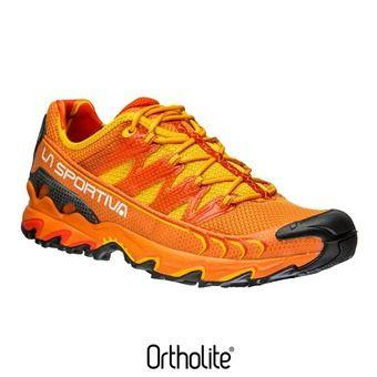 Zapatillas de trail hombre ULTRA RAPTOR orange