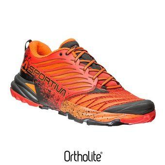 Chaussures trail homme AKASHA flame