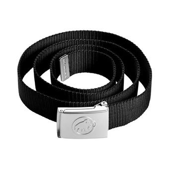 Mammut LOGO - Belt - black