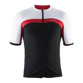 Camiseta hombre CLASSIC black/red/white