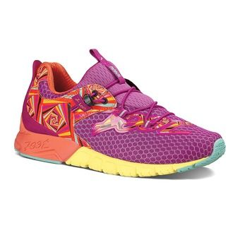 Zapatillas de triatlón mujer MAKAI passion fruit/mandarin