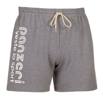 Panzeri UNI A - Short heather grey/white
