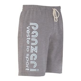 Panzeri PARK B - Bermudas heather grey/white