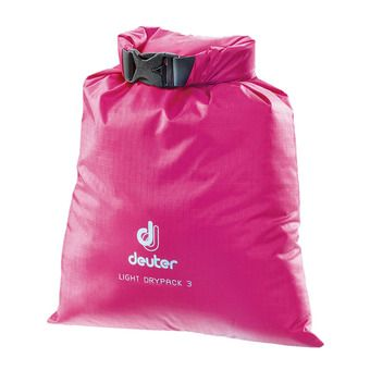 Deuter LIGHT DRYPACK 3L - Bolsa magenta