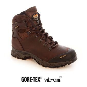 Zapatillas de senderismo hombre SOFTLINE TOP GTX moka