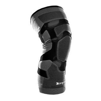 Ortésis para la rodilla derecha TRIZONE KNEE negro