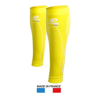 Manchons de compression BOOSTER ELITE jaune