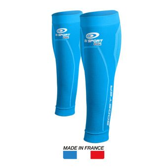 Manchons de compression BOOSTER ELITE bleu