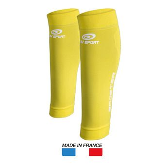 Bv Sport BOOSTER ONE - Medias yellow