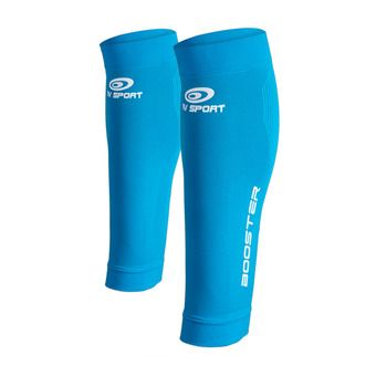Bv Sport BOOSTER ONE - Calf Sleeves - blue