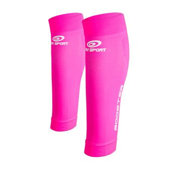 Bv Sport BOOSTER ONE - Calf Sleeves - Women's - pink