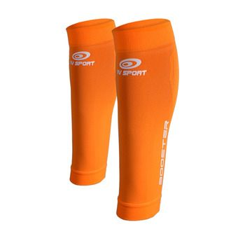Bv Sport BOOSTER ONE - Calf Sleeves - orange