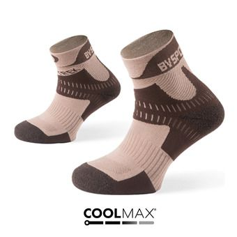 Hiking Ankle Socks - TREK beige