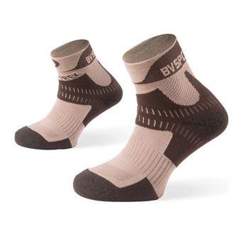 Hiking Ankle Socks - TREK beige