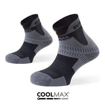 Hiking Ankle Socks - TREK anthracite