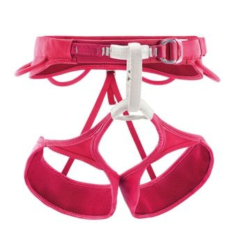 Petzl SELENA - Harness - Women's - raspberry