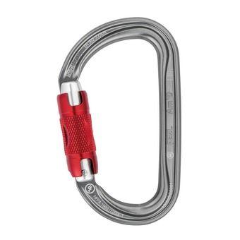 Mousqueton AM'D TWIST-LOCK gris acier