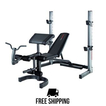 Weider Pro 255 L Banc De Musculation Private Sport Shop