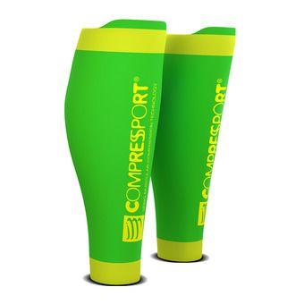 Manchons de compression R2 V2 vert fluo