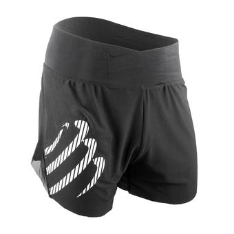 Compressport RACING - Short hombre black