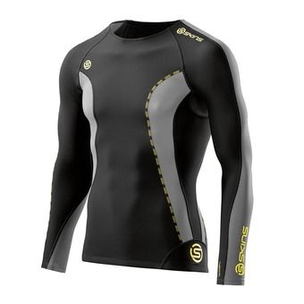 Maillot ML homme DNAMIC THERMAL black/pewter
